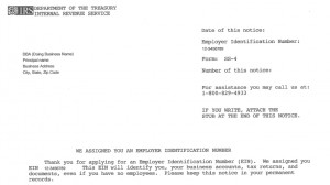 pwr-IRS-EIN-Letter