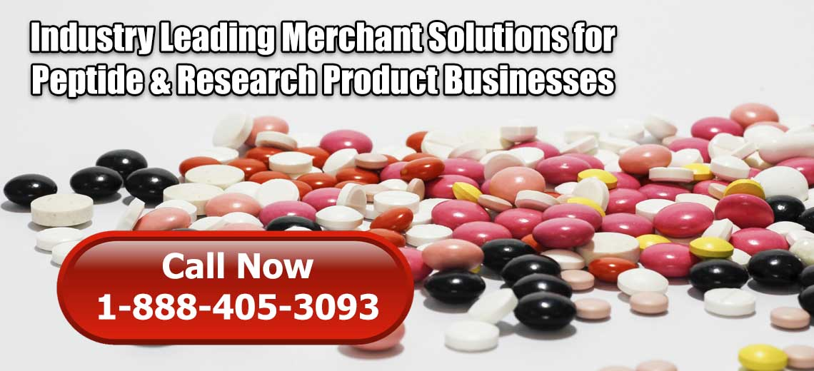 Merchant Account For Peptides